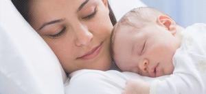 Заражение новорожденных